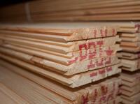 ציפוי חיצוני למבני עץ