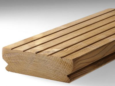 דק תרמי עץ אורן